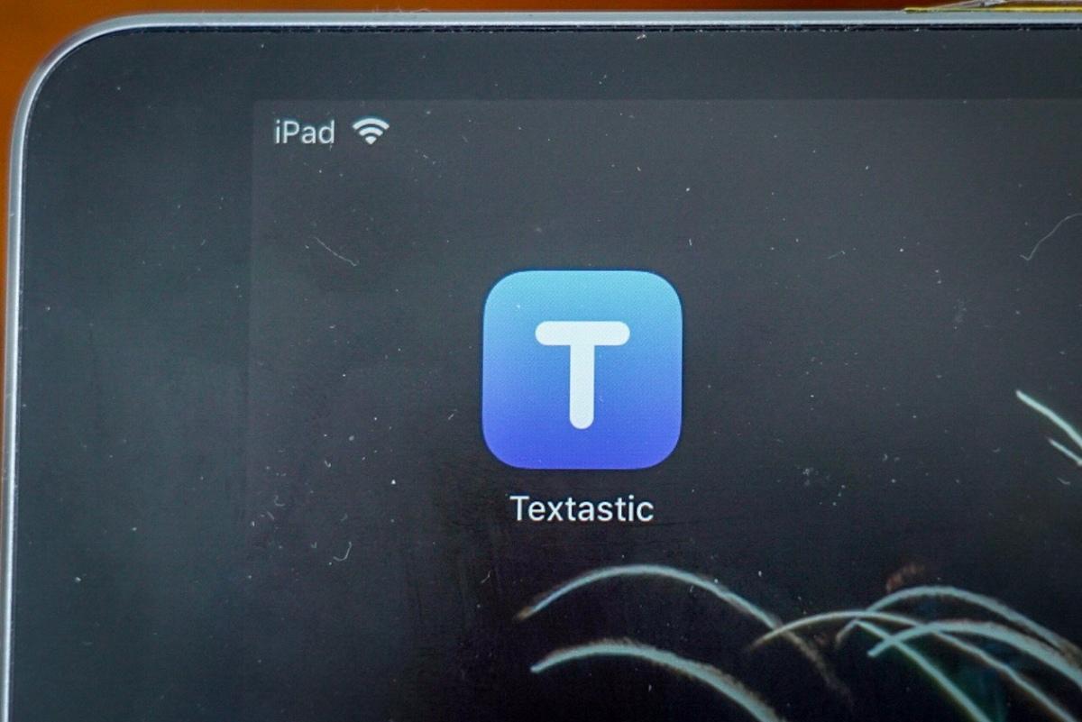 iPad pro でブログを書く時に使っている Textastic のプレビュー日本語文字化けを直す方法