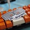 【自作キーボード】Oh, Keycaps! のオレンジ・キーキャップを買う